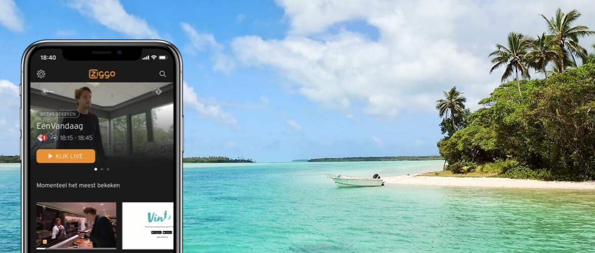 Ziggo Go kijken in het buitenland met een vpn verbinding (How-to)